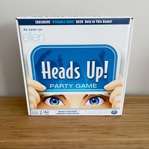 New Heads Up Party Board Game Family Seen on Ellen